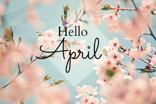 Happy new month April Images